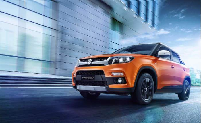 Maruti Suzuki Vitara Brezza Price In New Delhi Get On Road Price Of