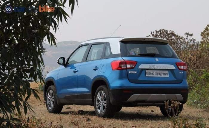 Maruti Suzuki Vitara Brezza Price In India Images