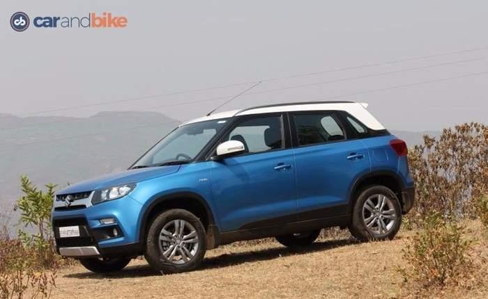 Maruti Suzuki Vitara Brezza Price In Kolkata Get On Road Price Of