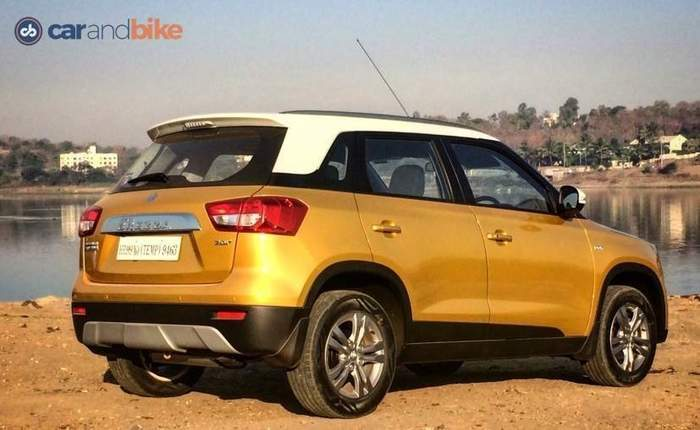 Suzuki Car Dealership >> Maruti Suzuki Vitara Brezza VDI Price, Features, Car Specifications