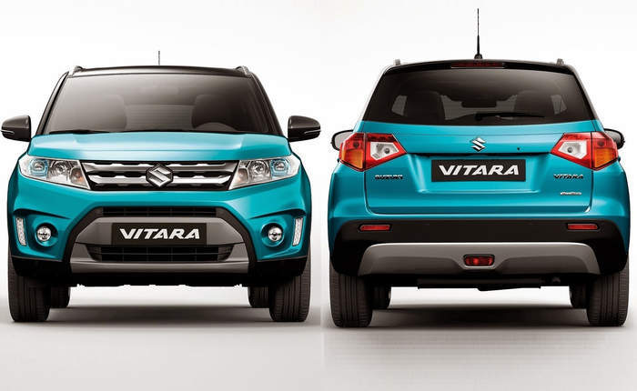 Maruti Suzuki Vitara 2018 Price in India, Launch Date, Review, Specs, Vitara Images