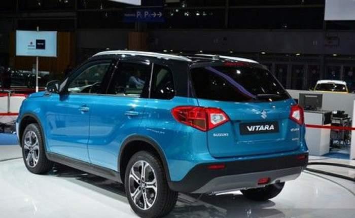 Maruti Suzuki Vitara Price In India Launch Date Review