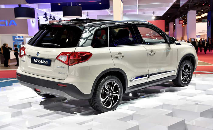 Maruti Suzuki Vitara 2020 Price in India, Launch Date ...