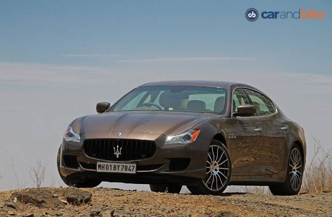 Maserati Quattroporte Price In Mumbai Get On Road Price Of Maserati