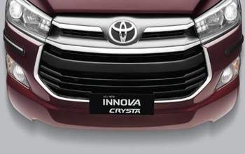 toyota innova crysta india price review images   toyota cars