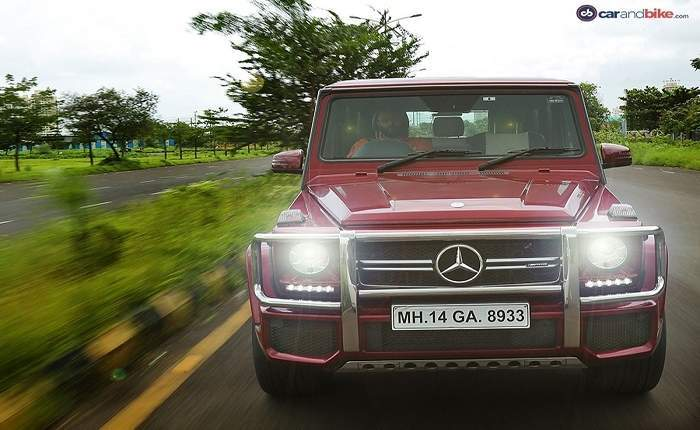 Mercedes Amg G 63 Price In India Images Mileage