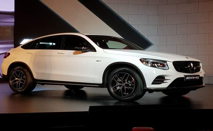 Mercedes Amg Glc 43 Coupe Price In India Gst Rates