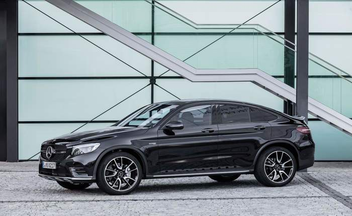 Mercedes Amg Glc 43 Coupe Price In India Images Mileage Features