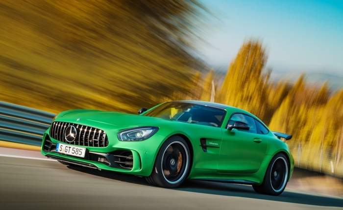 Mercedes Amg Gt R Price Features Car Specifications