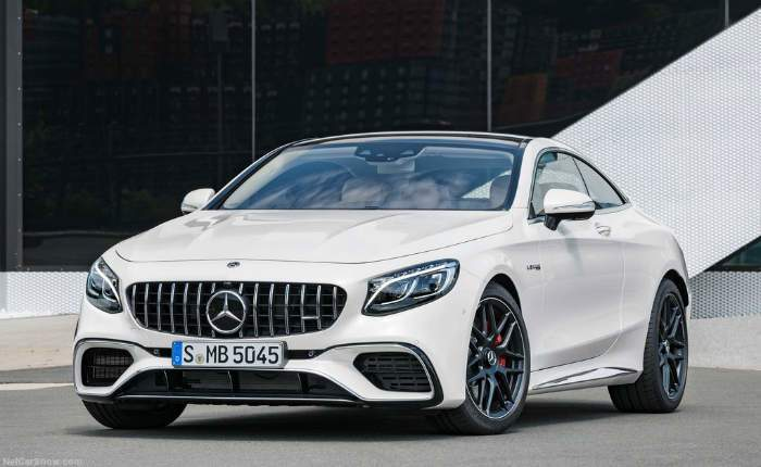 Mercedes Amg S 63 Coupe Price In India Images Mileage