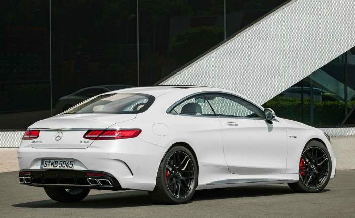 Mercedes Amg S 63 Coupe Price In New Delhi