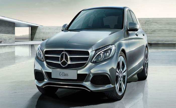 Mercedes Benz C Class India Price Review Images