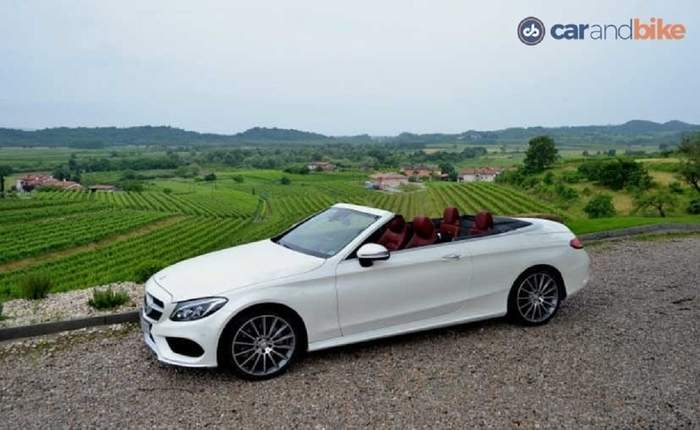 Mercedes benz c class price in india gst rates images for Mercedes benz c class price in india