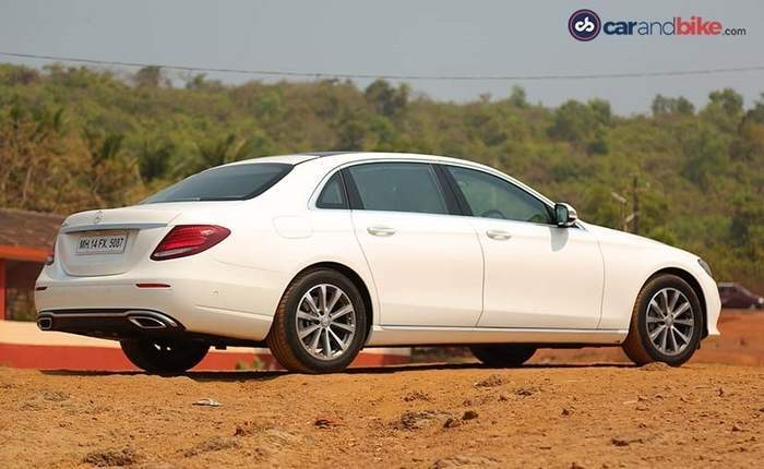 Mercedes-Benz E-Class Price in India, Images, Mileage