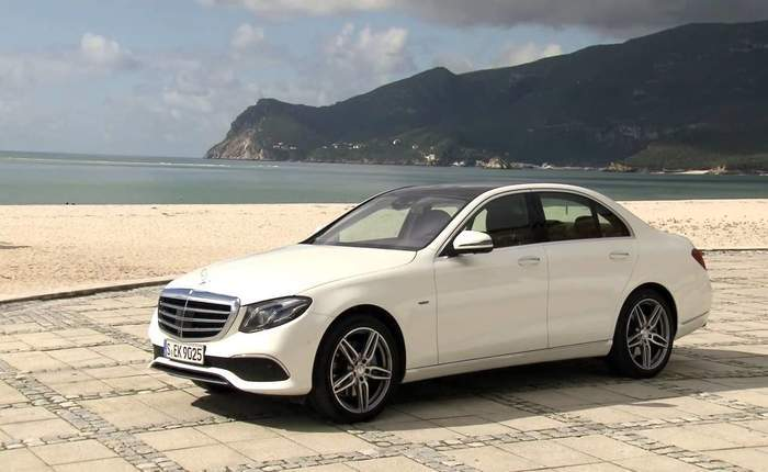 Mercedes Benz E Class Price In Chandigarh Get On Road Price Of