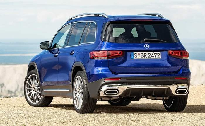 Mercedes Benz Glb 2019 Price In India Launch Date Review