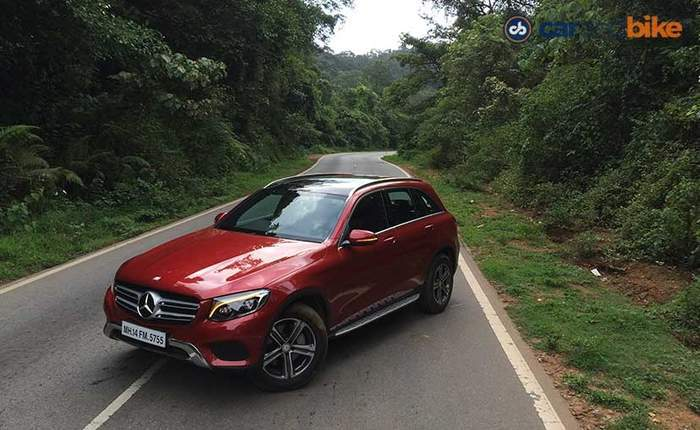 Mercedes Cars At Auto Expo 2016 Mercedes Benz At Delhi: Mercedes-Benz GLC Price In New Delhi: Get On Road Price Of