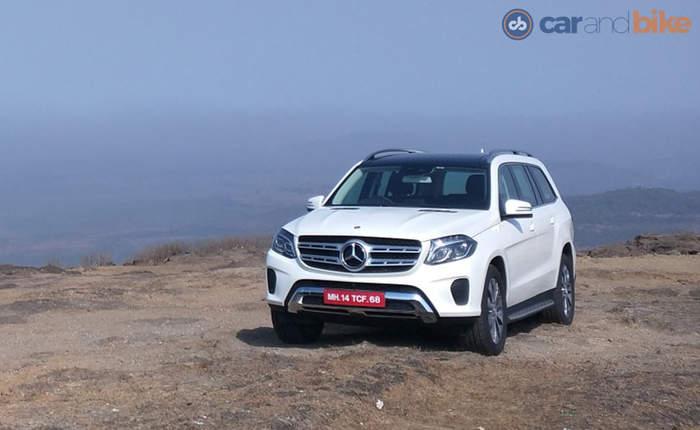 Mercedes benz gls 350d 4matic price features car for Mercedes benz gls 350d price in india