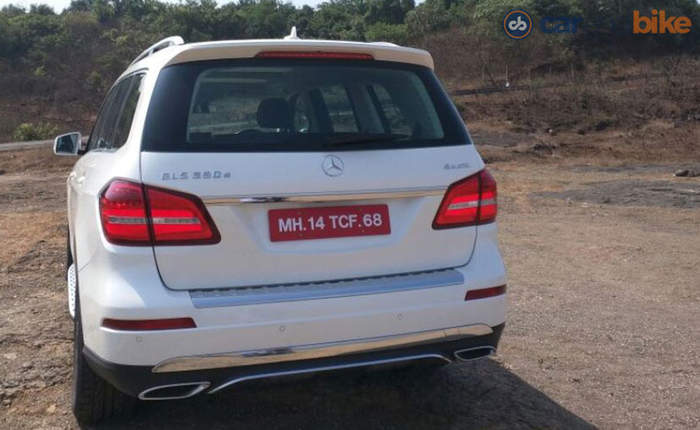 Mercedes benz gls india price review images mercedes for Mercedes benz gls 350d price in india