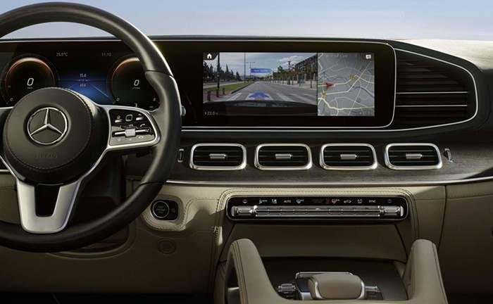 mercedes benz gls 350d 4matic price features car specifications. Black Bedroom Furniture Sets. Home Design Ideas