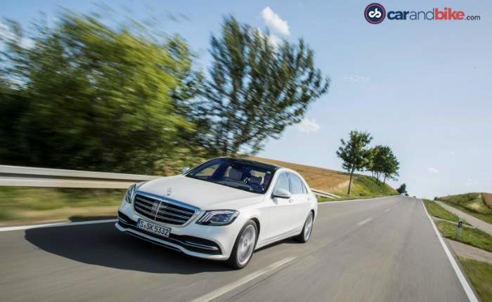 Mercedes-Benz S-Class Price in India, Images, Mileage