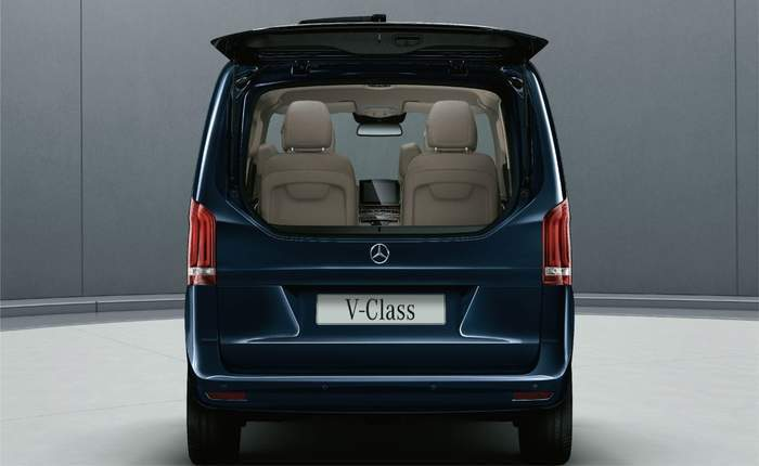 Mercedes-Benz V-Class Price in Chennai: Get On Road Price of