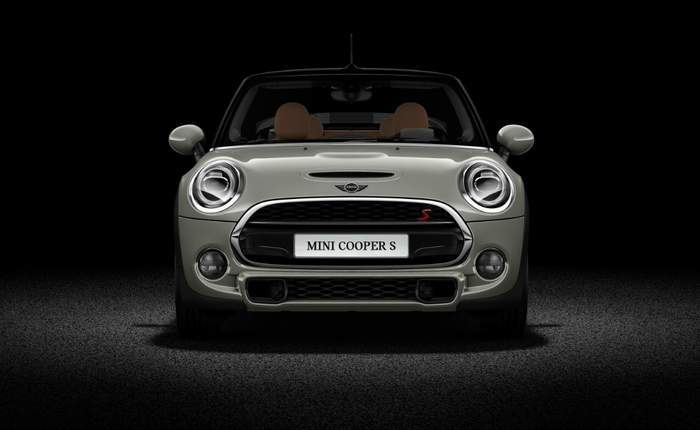 Mini Cooper Convertible Price In India Images Mileage Features