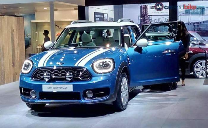 Mini Countryman Cooper S Jcw Inspired Price Features Car