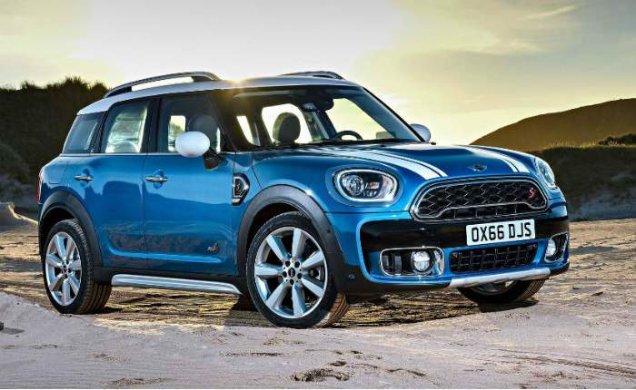 Mini Countryman Cooper Sd Price Features Car Specifications