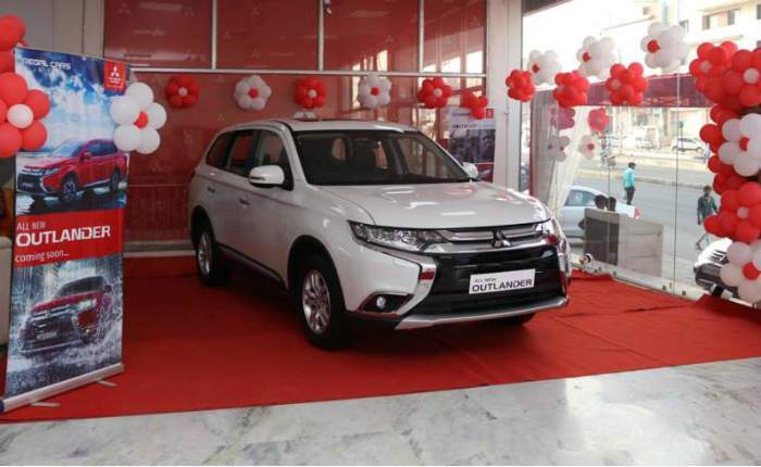 mitsubishi outlander 2.4 mivec price, features, car specifications