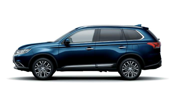 Instant Car Loan >> Mitsubishi Outlander Price in Pune: Get On Road Price of ...
