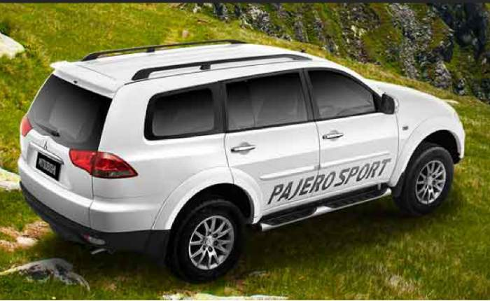 Mitsubishi Pajero Sport Price In India Images Mileage Features