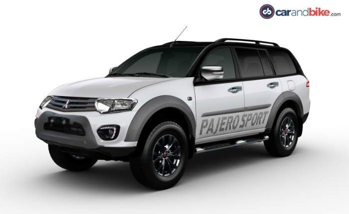 mitsubishi pajero sport price in india images mileage features reviews mitsubishi cars. Black Bedroom Furniture Sets. Home Design Ideas