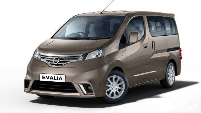 nissan evalia xv option price features car specifications. Black Bedroom Furniture Sets. Home Design Ideas