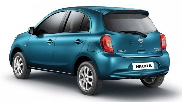 nissan micra price in india review images nissan cars. Black Bedroom Furniture Sets. Home Design Ideas