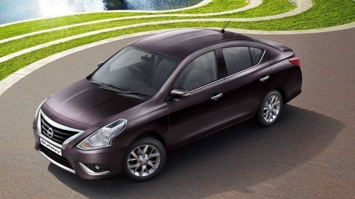 Nissan Sunny Price in India, Images, Mileage, Features