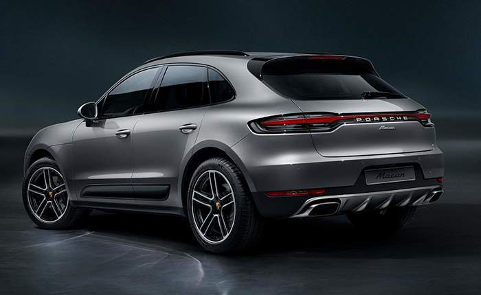 Porsche Macan Price in India, Images, Mileage, Features
