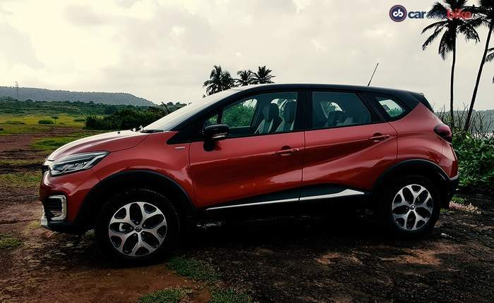 Renault Captur Price In India Images Mileage Features