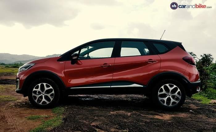 Renault captur price