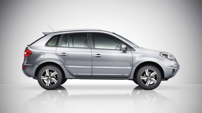 renault koleos price in india review images renault cars. Black Bedroom Furniture Sets. Home Design Ideas