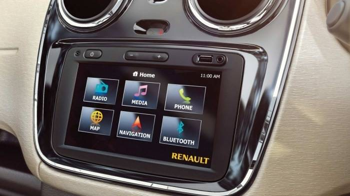 Renault Lodgy Price in India, Images, Mileage, Features, Reviews ...