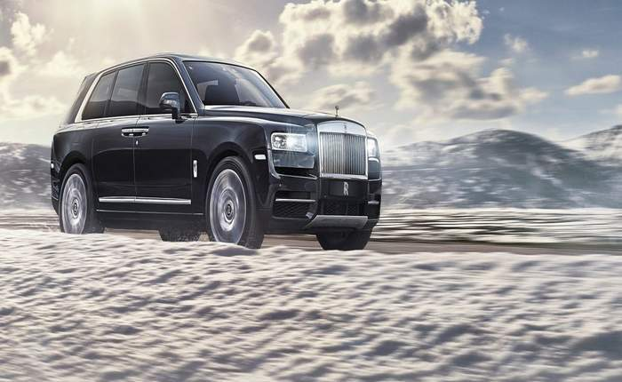 Rolls-Royce Cullinan V12 Price, Features, Car Specifications