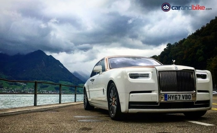Rolls royce phantom price in india images mileage features the new generation rolls royce phantom is based on the companys new aluminium spaceframe platform or as the car makers calls it the architecture of altavistaventures Images