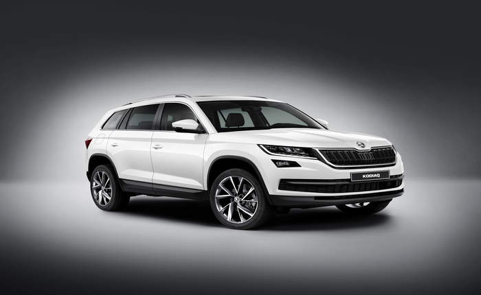 Skoda Kodiaq Price In India Launch Date Review Specs