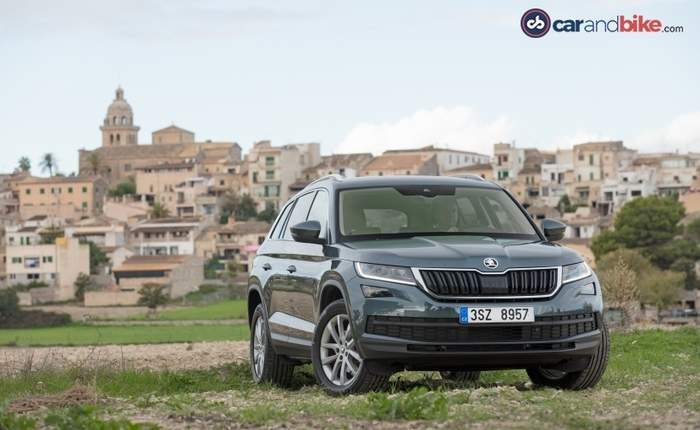 Skoda Kodiaq Price In India Images Mileage Features Reviews - Car sign with namespaynos profile