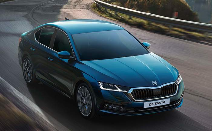 Skoda Octavia On-Road Price in Bangalore : Offers on ...