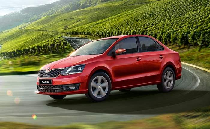 skoda rapid price in india images mileage features. Black Bedroom Furniture Sets. Home Design Ideas