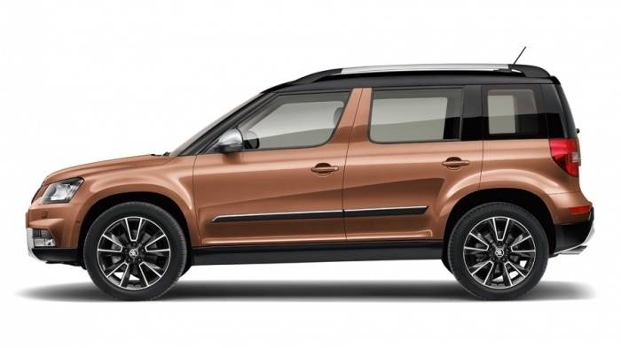skoda yeti elegance 4x4 price features car specifications. Black Bedroom Furniture Sets. Home Design Ideas