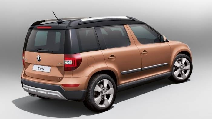 Skoda Yeti Style 4x4 Price Features Car Specifications