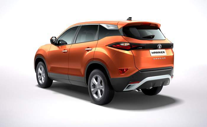 Tata Harrier 2019 Price in India, Launch Date, Review ...